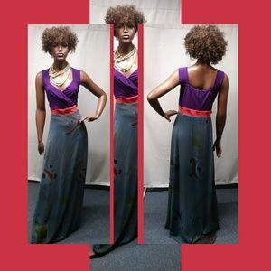 NWT Igigi Maxi Dress
